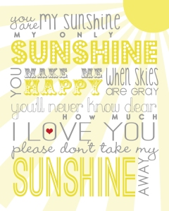 You-Are-My-Sunshine-8x10