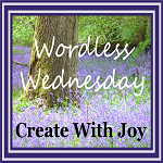 Wordless Wednesday - Create with Joy